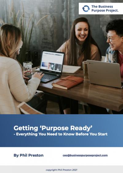 Getting Purpose Ready - Preston - Cover